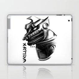 Waterbrushed Robot Protector Laptop & iPad Skin
