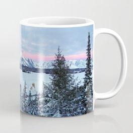 Pink Dawn Coffee Mug
