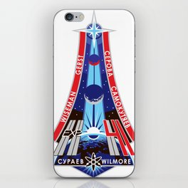 Expedition 41 / International Space Station iPhone Skin