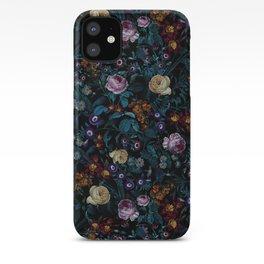 Night Garden XXXIII iPhone Case