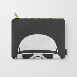 Peek a Boo storm trooper Carry-All Pouch