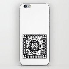 Celtic_001 iPhone & iPod Skin