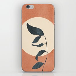 Summer Leaves iPhone Skin