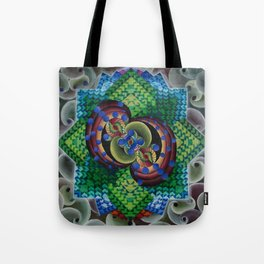 Cosmosynthesis Tote Bag