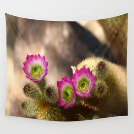 Fascinating Beauty Wall Tapestry