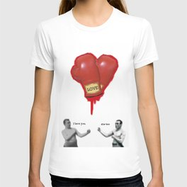 BOXING LOVE T-shirt