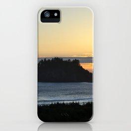 James Island Sunset iPhone Case