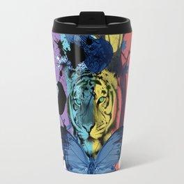love the rainbow Travel Mug