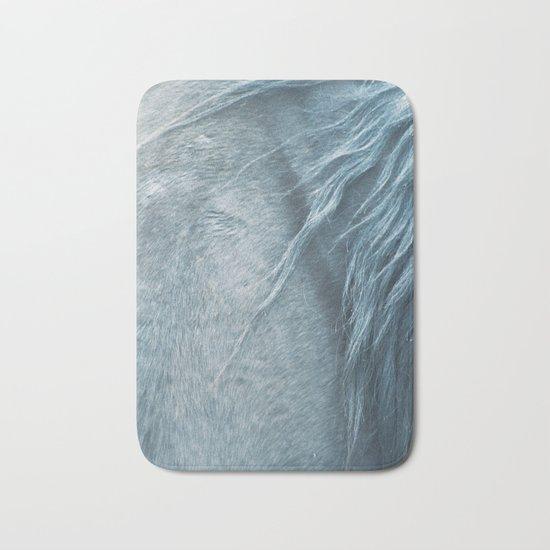 Horse mane - fine art print n°3 Bath Mat