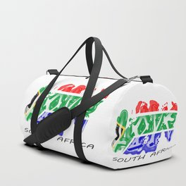 I LOVE SOUTH AFRICA Duffle Bag