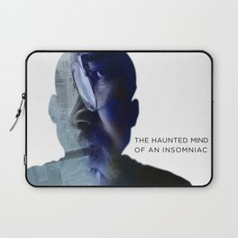 Haunted Mind  Laptop Sleeve