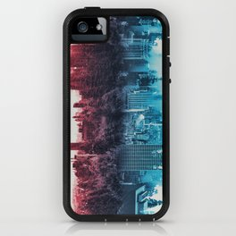 Scapeland City iPhone Case