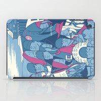 ale giorgini iPad Cases featuring Eternal Sunshine of the Spotless Mind by Ale Giorgini