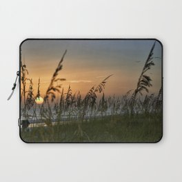 Sunset on Anna Mara Island Laptop Sleeve