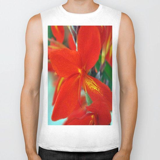 flower nature #   ###    # Biker Tank