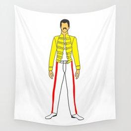 Freddie 6 Wall Tapestry