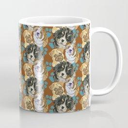 Dogs, Dog Lovers, Animals, Animal Lovers, Bernese Mountain Dog, Pug, Bulldog Coffee Mug
