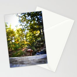 Portrait of a Shroom Stationery Cards