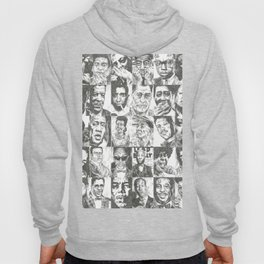 Blues Musicians Collection Hoody