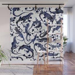 Reptilia Wall Mural