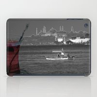 istanbul iPad Cases featuring istanbul by Cenk Cansever