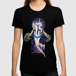 By Moonlight - Sailor Moon nouveau T-shirt