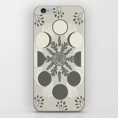 Luna Poetica iPhone & iPod Skin