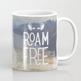 Roam Free NZ Coffee Mug