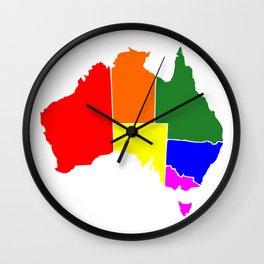 vote Wall Clock