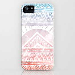 Surf Morning iPhone Case