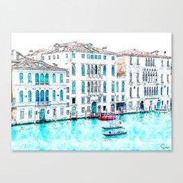 Simple Life Canvas Print