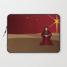 Second Wise Skull Laptop Sleeve