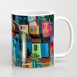 Favela Hillside, Rio de Janeiro by Emiliano di Cavalcanti Coffee Mug