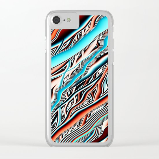 Wallpaper Clear iPhone Case