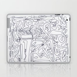 Art Maze Laptop & iPad Skin