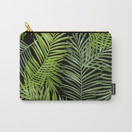 Tropic Leafs Carry-All Pouch