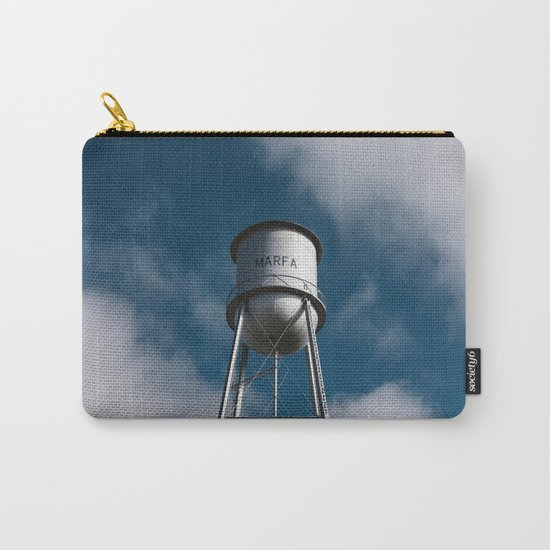 Marfa Water Tower Carry-All Pouch