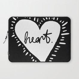 Heart. Laptop Sleeve