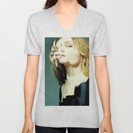 Another Portrait Disaster · M2 Unisex V-Neck