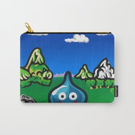 A Slime Draws Near! Carry-All Pouch