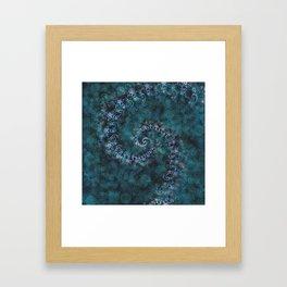 From Infinity - Ocean Framed Art Print