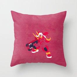Fighting Fefnir Throw Pillow
