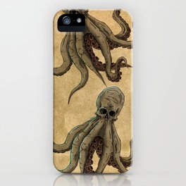 squidington iPhone Case