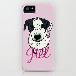 Jill Almario-Custom iPhone Case
