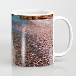 Autumn mountain river #photography #landscape Coffee Mug