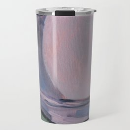 cast iron skillet Travel Mug
