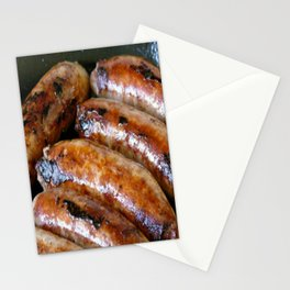 Sausages Stationery Cards