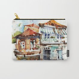 Windows of Porto Carry-All Pouch