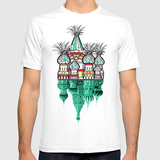 Pineapple architecture  T-shirt