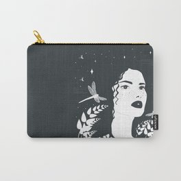 Dragon Girl Carry-All Pouch